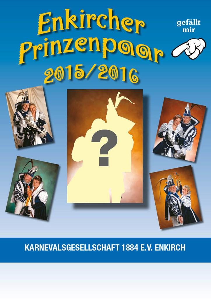 PlakatWer Wird Prinzenppar